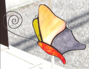 Sさんの蝶