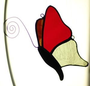 Itさんの蝶