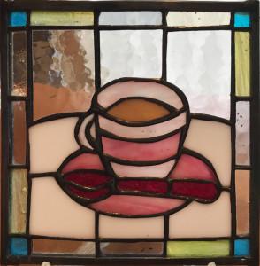 Moさんのカップのパネル