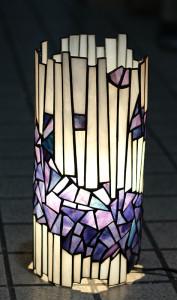円筒ランプ-edo